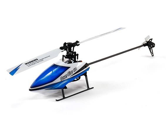 WLToys V977パワースター6CHシングルブレードフライバーレスRCヘリコプター(フライする準備ができました)