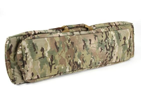 SWATの38inchエクストリームダブルライフル銃バッグ(マルチカム)