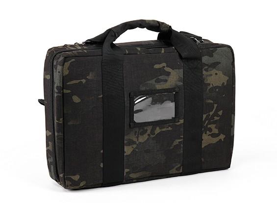 バッグを運ぶSWATのMP7(ブラック)