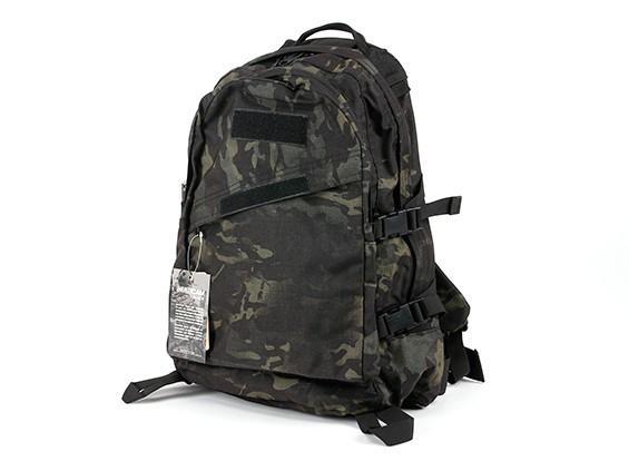 SWAT 3日アサルトバックパック(マルチ・ブラック)