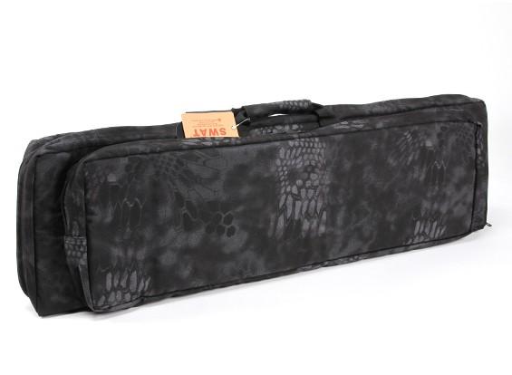 SWATの38inchエクストリームダブルライフル銃バッグ(Kryptekテュポン)