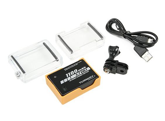 GoProヒーロー4シリーズについてTurnigyの3.7Vの1100mAhのバッテリーパック