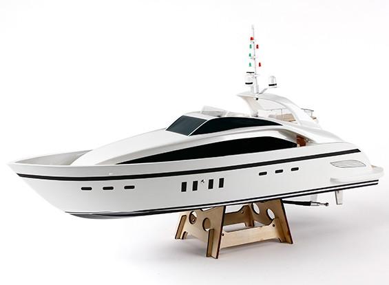 HobbyKing™楽しいクルーザー豪華ヨットの935ミリメートル(ARR)