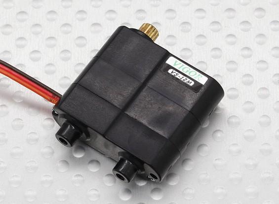 VGの8.0グラム/ 1.5キロ/ .14sec超薄型サーボ