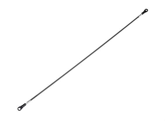 タロット480スポーツカーボンテールリンケージロッド(TL1017-04)