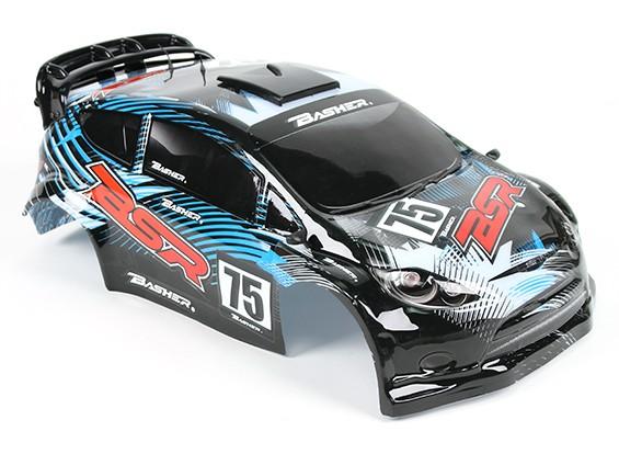塗装済みボディシェル -  BSRレーシング1/8ラリー