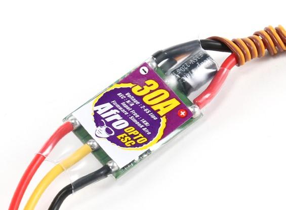 アフロESC 30Amp OPTOマルチローターモータースピードコントローラー(SimonKファームウェア)