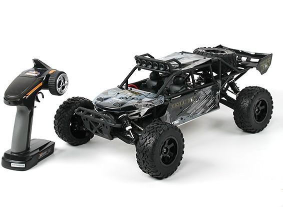 「砂漠の狐」(RTR)1/10 4WD砂漠レーサーH.King