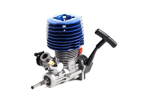 バッシャーセイバートゥース1/8スケールトラギーニトロ - ニトロエンジン.28cc