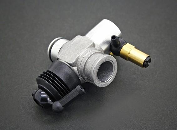 エンジンコンプリートCarbutetorセット - バッシャーセイバートゥース1/8スケールトラギーナイトロ