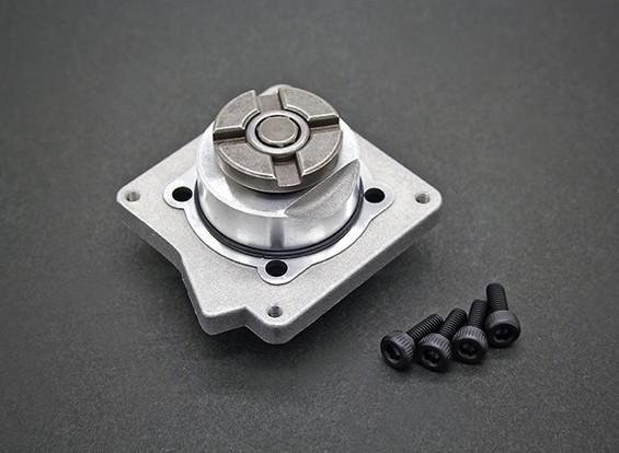 エンジン裏表紙コンプリートセット - バッシャーセイバートゥース1/8スケールトラギーナイトロ