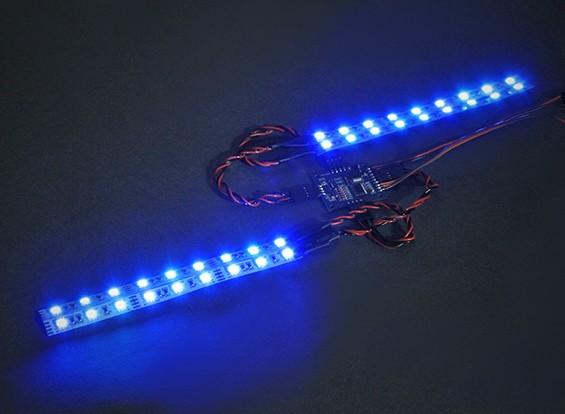 クワッドロータートライカラースピード照明システム(1セット)