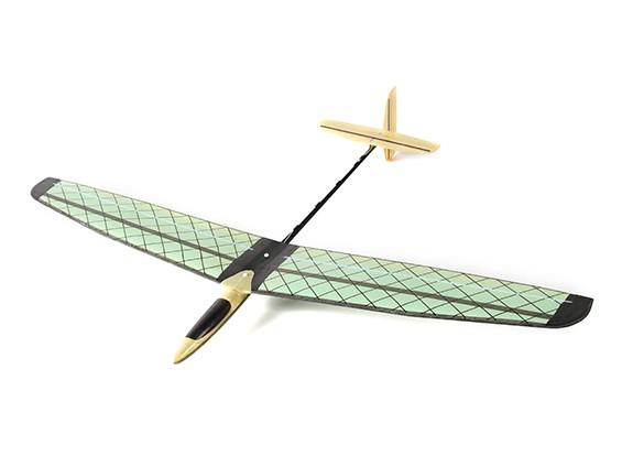 HobbyKing™1.0MミニDLG V2コンポジット千ミリメートル(ARF)