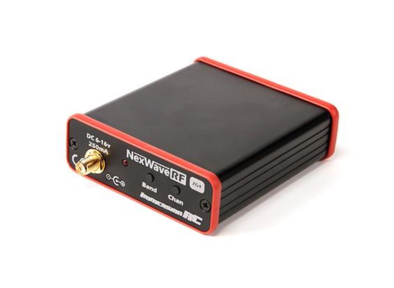 ImmersionRC Uno2400 2.4GHzのFPVオーディオ/ビデオレシーバ