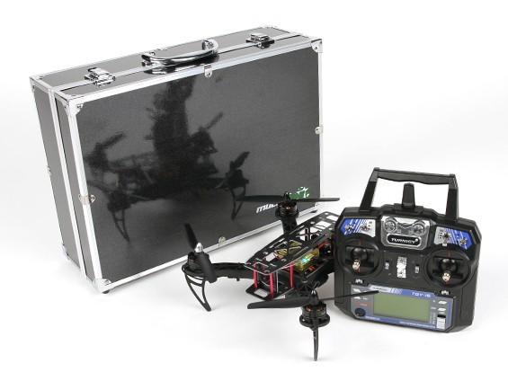 HobbyKing™ブラックウィドウ260 FPVレーシングドローンRTFセット(モード1)