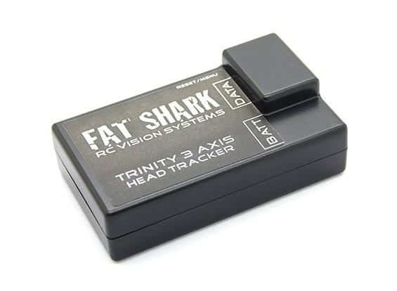 FatSharkトリニティ3軸外部ヘッドトラッカー