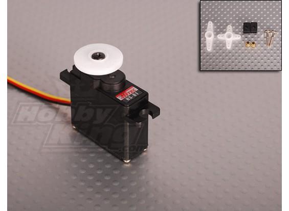 ハイテックHS-81マイクロサーボ2.6キロ/ 0.11sec / 16グラム