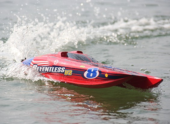H-キングマリン執拗V2レーシングボートARR