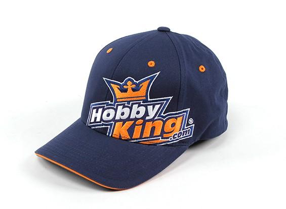 HobbyKing(大ロゴ)フレックスフィットキャップM-XL