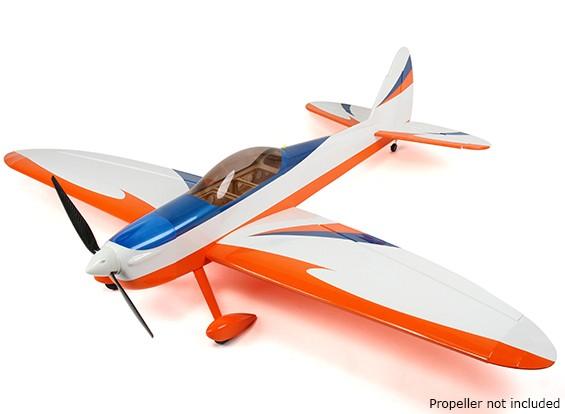 HobbyKingエストレラスポーツ/エアロバティックプレーン50Eバルサ1500ミリメートル(ARF)