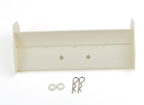 BSR Beserker 1/8トラギー - リアウィング(ホワイト)816803