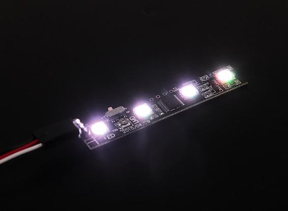 HobbyKing™マルチコプターLEDブレーキライトセット