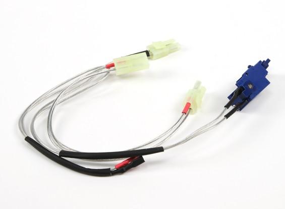 要素PW0206 Ver.3のギアボックス用の大容量スイッチアセンブリ(リア)