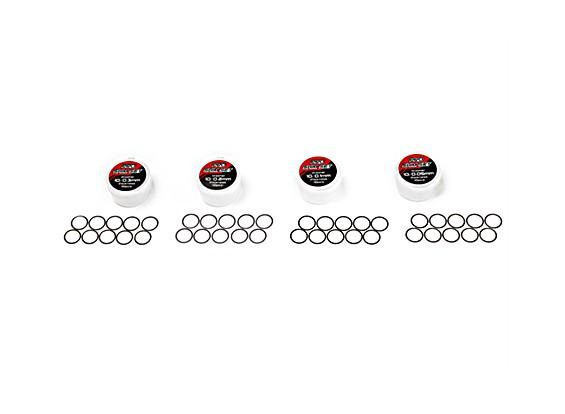 TrackStarプロシムセット - インナー10ミリメートル(10個入り)