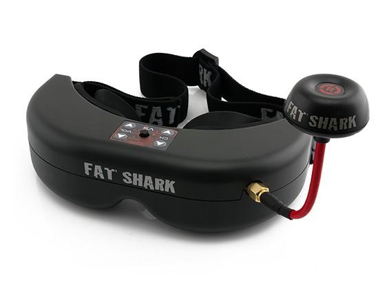 FatsharkテレポーターV5ヘッドセット