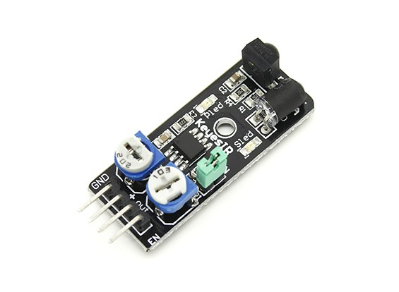Arduinoのためキーズ赤外線障害物回避センサモジュール