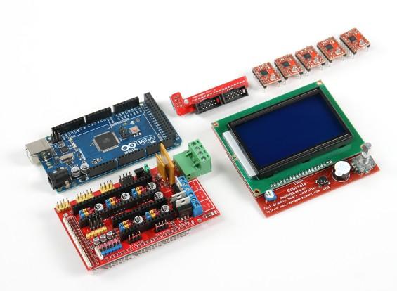 3Dプリンタコントロールボードコンボセット(2560R3)