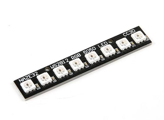 CC3DとNaze32ためWS2812 LEDライトボード