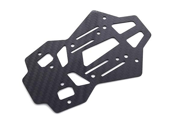 ダイヤトーンET 180クラスマイクロマルチコプターCF底板