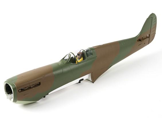 Durafly™スピットファイアMk1a胴体(カウルが含まれていません)