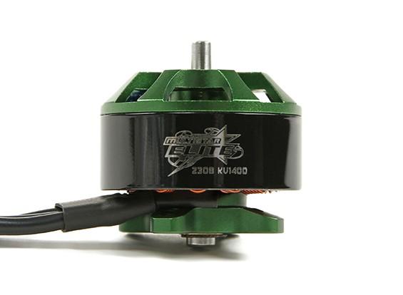 Multistarエリート2308-1400マルチローターモーター(CW / CCW)