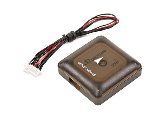 UBLOXマイクロM8N GPSコンパスモジュール(1個)