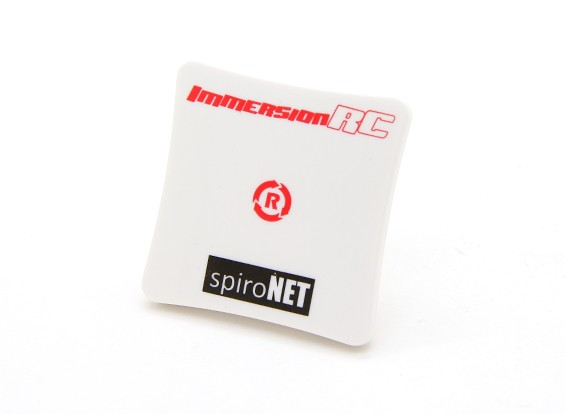 SpiroNet 8dBi RHCPミニパッチアンテナ