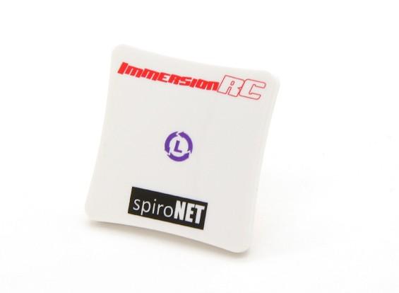 SpiroNet 8dBi LHCPミニパッチアンテナ