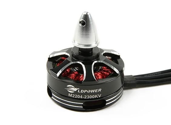 LDPOWER MT2204-2300KVブラシレスMulticopterモーター(CW)