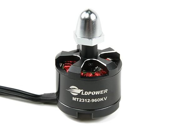 LDPOWER MT2312-960KVブラシレスMulticopterモーター(CW)