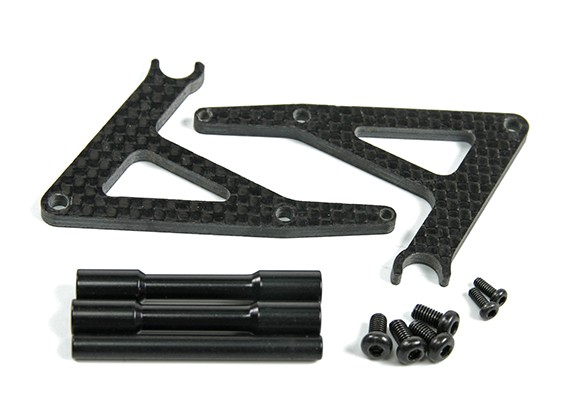 BSR 1000Rスペアパーツ - オプションのカーボンファイバーバイクスタンド