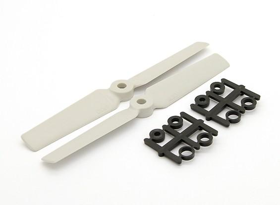 Gemfan 3Dマルチローターは5x3のプロペラ(ホワイト)