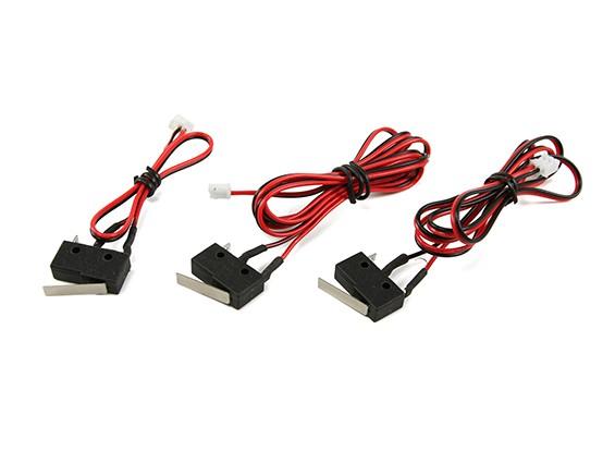 印刷-Rite社DIY 3Dプリンタ -  X、YおよびZ軸のリミットスイッチ(各10)