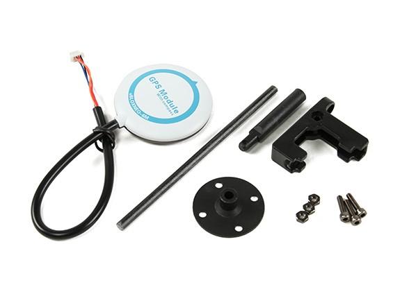 CC3D&革命フライトコントローラのミニUbloxネオ6M GPS内蔵/ wのコンパス
