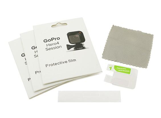 GoPro Hero4セッションのためのスクリーンプロテクター
