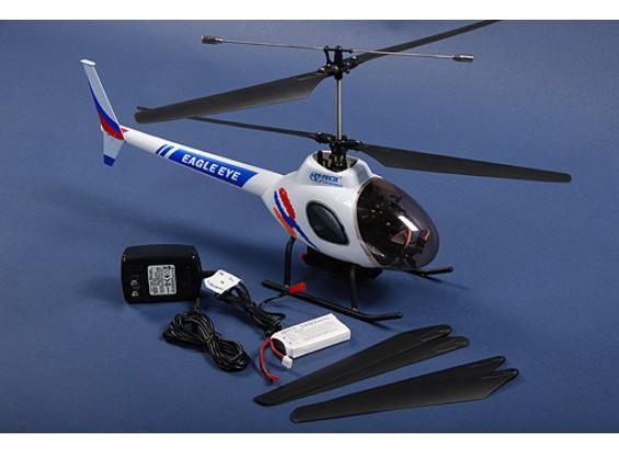 アートハイテクイーグルアイ同軸ヘリコプターRTF(一掃)