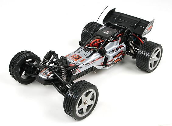 WLおもちゃ1/12 L959 2WDハイスピード・レーシングバギーワット/ 2.4GHzの無線システム(RTR)