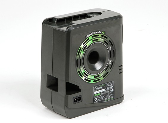 CELのPhaC-230 POWERhandle  -  AC / DC変圧器(230V版)