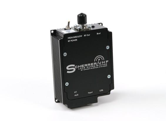 シェラーTx700プロUHF長距離トランスミッタ