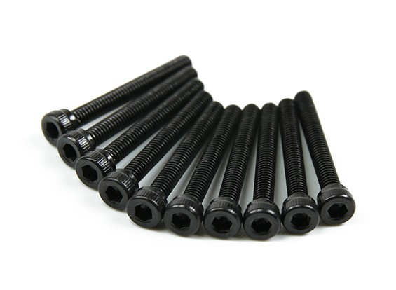 金属ソケットヘッド機械六角ネジM2.5x20-10台/セット